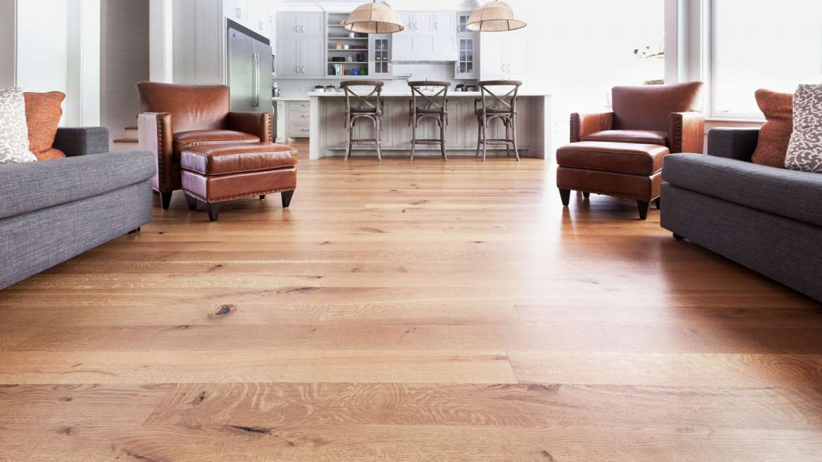 CHOOSING A HARDWOOD FLOORING CONTRACTOR