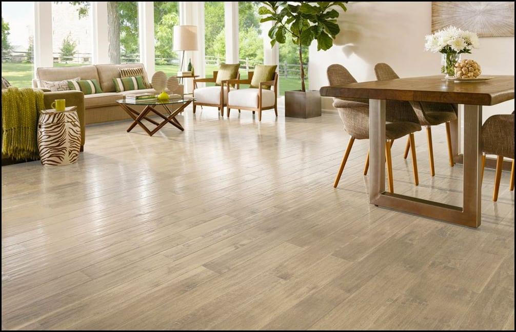 How to refinish a hardwood floor?